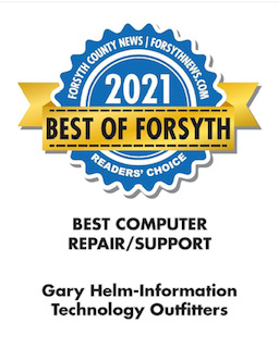 Voted Best of Forsyth County